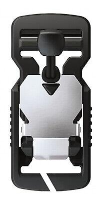 5 - 1 Inch Fidlock® Split Bar V-Buckle with Nickel Plated F