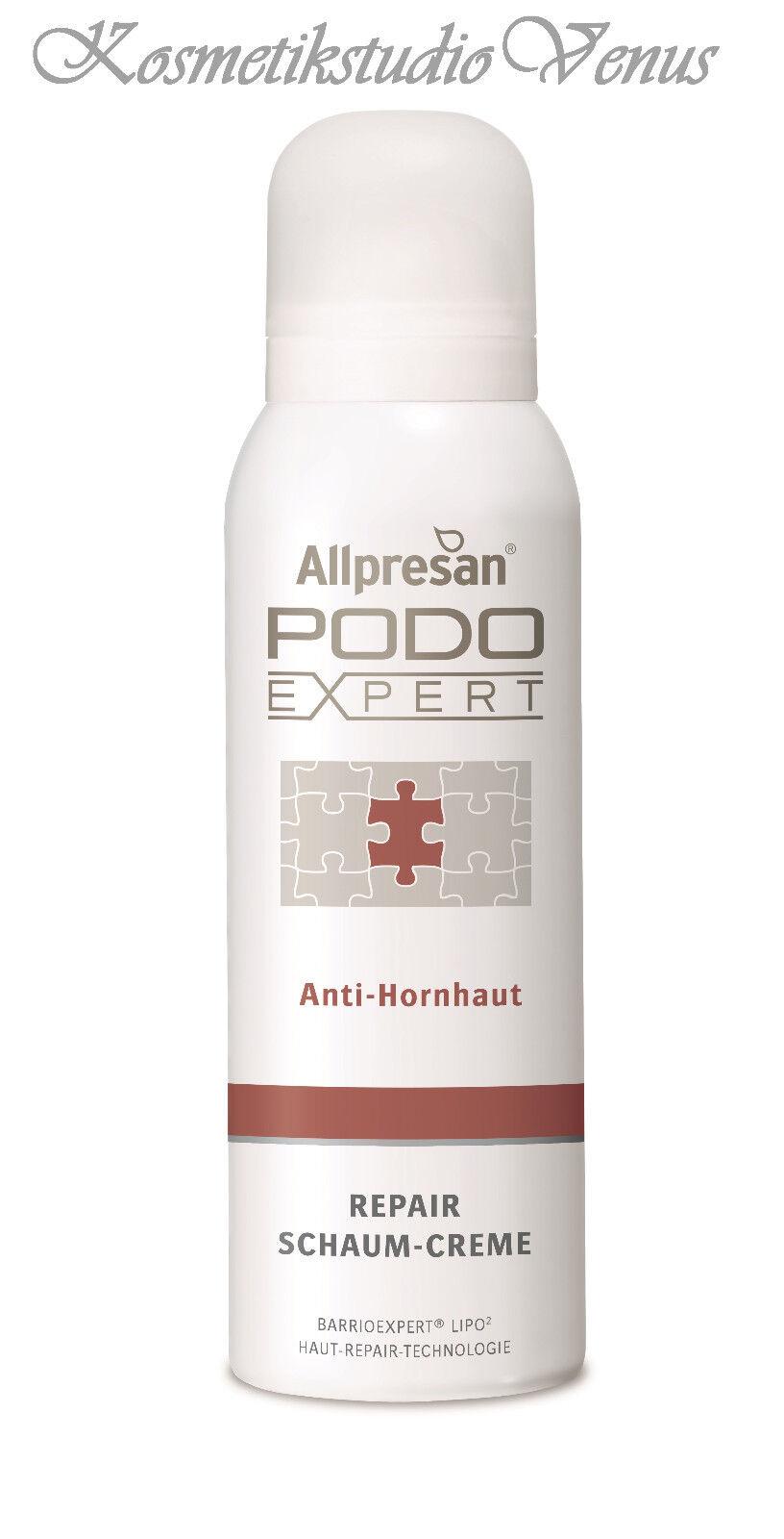 Allpresan PODOEXPERT Repair Schaum Creme Anti Hornhaut 125 ml