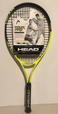 "Sonic Adult Men Tennis Racket with 108/"" Oversized Head Grip: 4.5/"" Head TI"