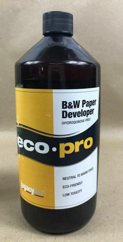 Legacy Pro Liquid Concentrate Developer for Black & White Paper Photo Darkroom