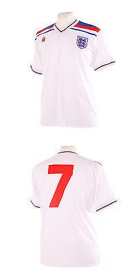 ENGLAND 1982 WORLD CUP KEEGAN 7 RETRO FOOTBALL SHIRT BOYS 11-12 YEARS EURO 2016