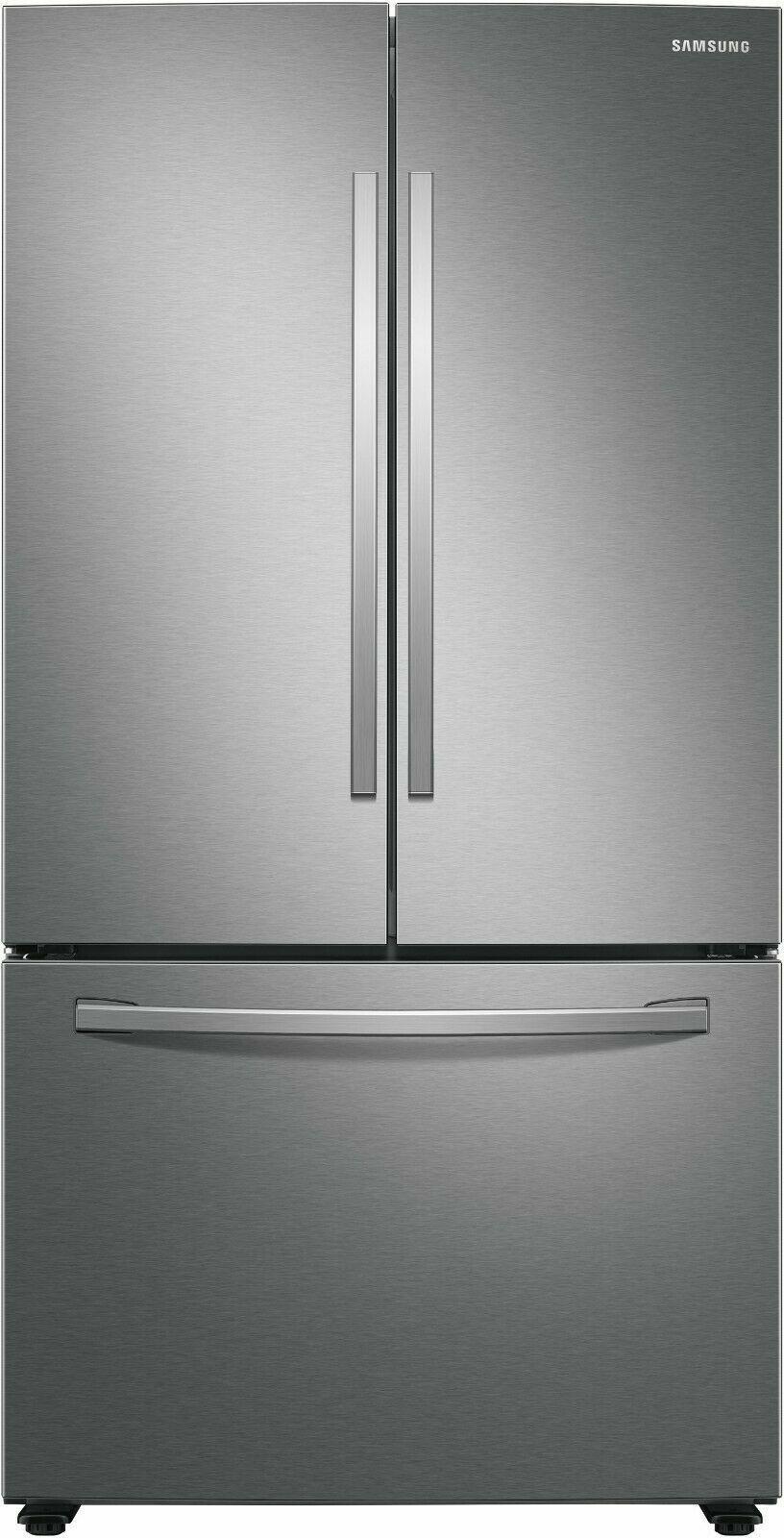 36 Inch 3-Door French Door Refrigerator with 28.2 Cu. Ft.