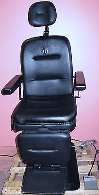 Topcon1800 H Ophthalmic Chair With Foot Switch