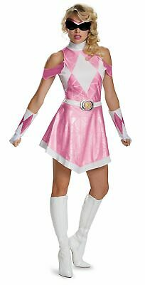 Sassy Pink Power Ranger Deluxe Costume Small 4-6