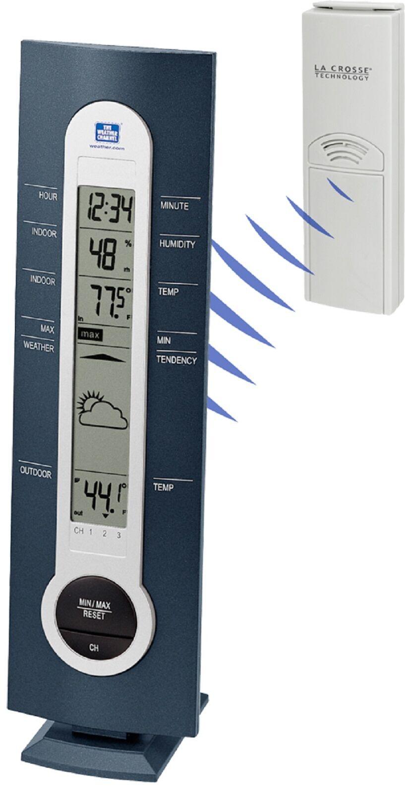 La Crosse Technology Weather Channel WS-7042TWC Wireless Wea