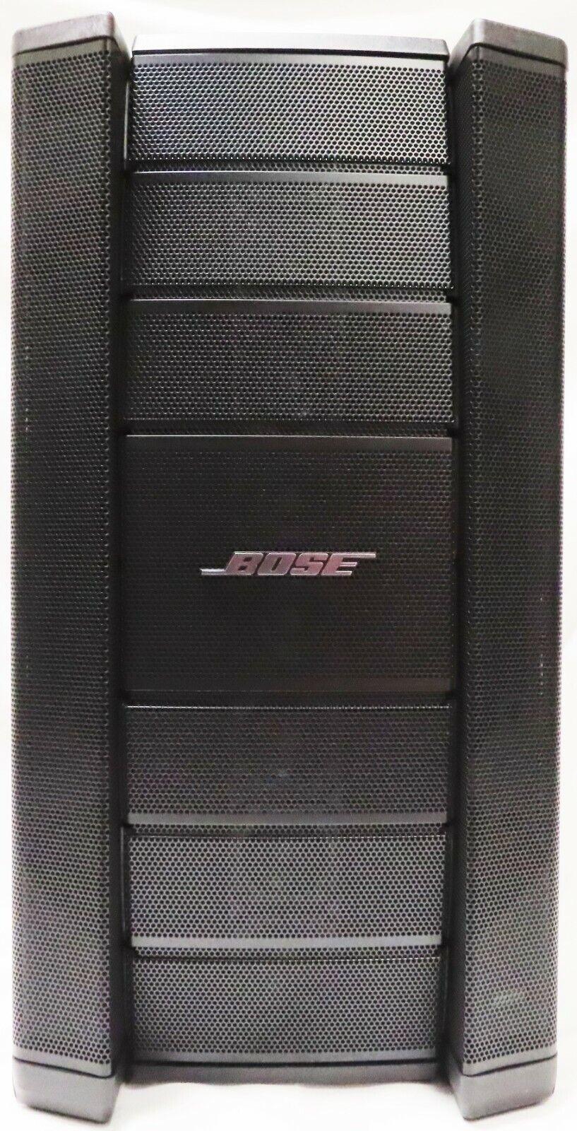 Bose F1 Model 812 Flexible Array Loudspeaker, Black