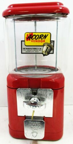 Acorn 1c Peanut / Candy Machine Circa 1950