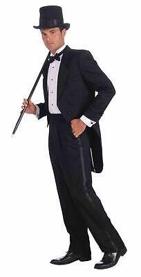 Vintage Hollywood Tuxedo adult mens Halloween Oscars Costume - Oscar Halloween Costume