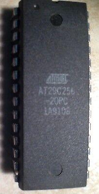 Atmel At29c256-20pc 29c256 256k Nor Flash Memory