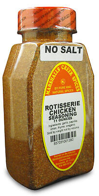 Marshalls Creek Spices ROTISSERIE CHICKEN SEASONING NO SALT - Kosher