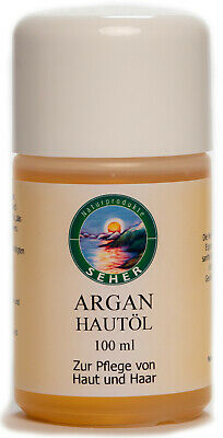 Arganöl Hautöl Naturprodukte Seher 100 ml für Haut, Haare, Nägel und Narben