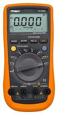 Tenma Manual & Auto Ranging Digital Multimeter For Ac/dc Voltage & Current
