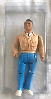 1984 Galoob A-Team Hannibal Smith Figure Retro Vintage