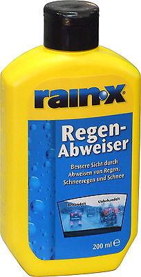Rain-X Regenabweiser 200 ml (4,40€/100ml) Scheibenversiegelung