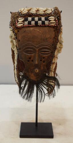 Mask African Kuba Helmet Mask