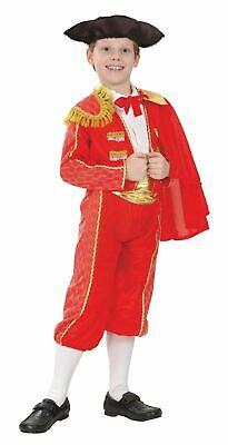 Childs Matador Costume - Child Matador Costume