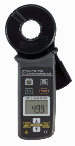 KYORITSU 4200 (Earth Clamp Tester)