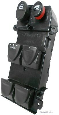 Power Window Master Switch for 2006-2011 Honda Civic NEW