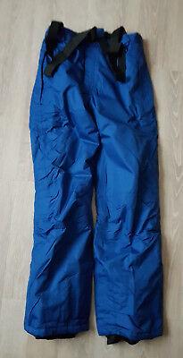 Jungen Funktions Hose Snowboard Ski  blau Gr. 158 - 164 NEU mit Etikett Jungen Snowboard Hose