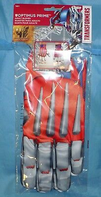 timus Prime Costume Gloves (Optimus Prime Handschuhe)