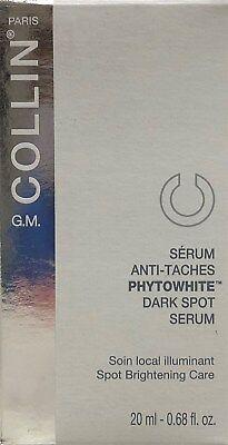 G.M. Collin PhytoWhite Dark Spot Serum - 20 ml / 0.68 oz TESTER EXP 11/2019
