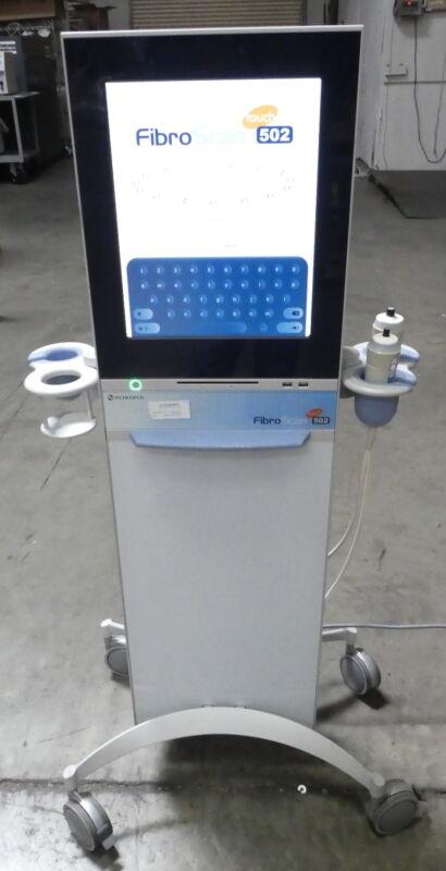 R178598 Echosens FibroScan 502 Touch Liver Scanner w/ 2 Probes