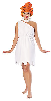 Wilma Flinstone Adult Costume Cartoon Character Prehistoric Adult Standard Size - Flinstone Costume