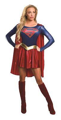 SUPERGIRL TV SHOW DELUXE ADULT - Supergirl Show Kostüm