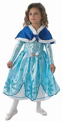 Sofia Kostüme (RUB 3610379 Sofia the First Winter Disney Lizenz Kinder Kostüm Prinzessin)