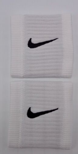 Nike Dri-Fit Reveal Wristbands Singlewide White/Black Men