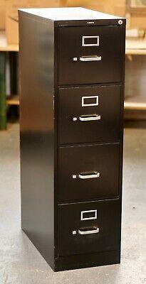 Hon 4 Drawer File Cabinet No Locks.