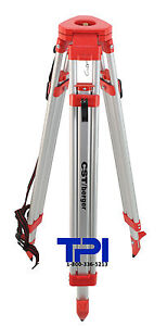 CST BERGER ALQCI20 ALUMINUM TRIPOD,FOR LASER LEVEL,AUTO LEVEL,SURVEYING,TOPCON