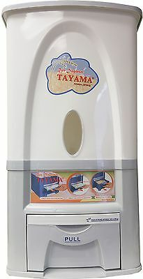 Usado, Tayama Rice Dispenser 25kg/50lbs Model PG-25 in Gray segunda mano  Embacar hacia Argentina