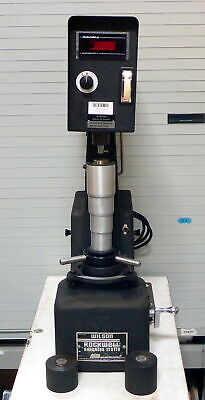 Acco Wilson Rockwell Hardness Tester 3dr B Rb P W Kgf Counter Weights