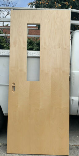 BRAND NEW Graham Commercial Fire Rated Interior Doors no frame