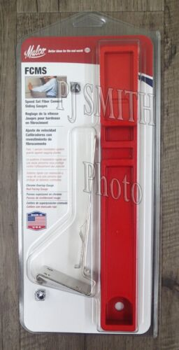 New Malco FCMS Fiber Cement Setting Gauge  Made in USA