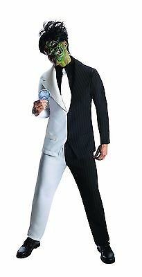 Rubies Two Face Gotham City Batman DC Comics Adult Mens Halloween Costume 880913](Two Face Adult Costume)