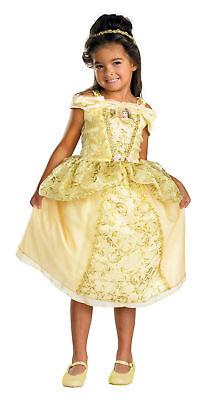 Die Schöne und das Biest Belle Deluxe Kinder - Belle Deluxe Kostüme