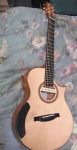 Mike Byle  Fingerstyle Fan-Fret Guitar $4000 CAD Firm