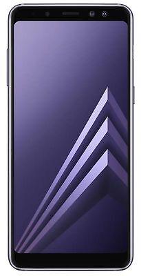 Samsung Galaxy A8 Plus Dual Sim A730FD 64GB 6GB Unlock Android 7 Orchid Grau