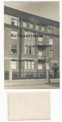 Frankfurt am Main ? Hessen altes Haus Fassade  Gebäude Postkarte TOP