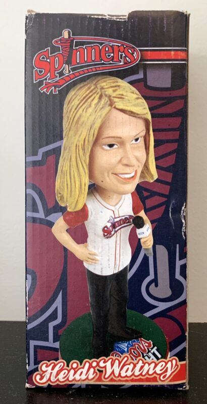 2016 Topps Allen /& Ginter #213 Heidi Watney Sportscaster Baseball Card