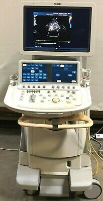 Philips Ie33 Ultrasound Cardiovascular Echo System Probe S5-1 W Options Tested