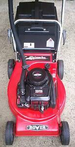 BRIGGS STRATTON 4 STROKE,ROVER SERVICED,LAWN MOWER.CATCHER! Runcorn Brisbane South West Preview