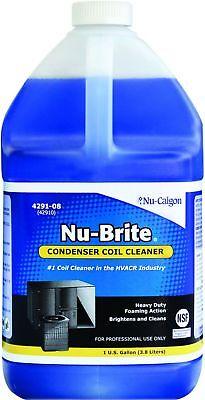 Nu-calgon - 4291-08 -nu-brite Condenser Coil Cleaner