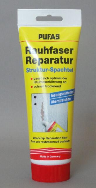 Pufas Rauhfaser Reparatur Struktur- Spachtel  330 g Fertigspachtel