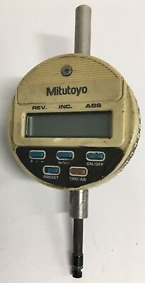 Mitutoyo 543-113 Digimatic Indicator 0-.50-12.7mm Range .00050.01mm Res.