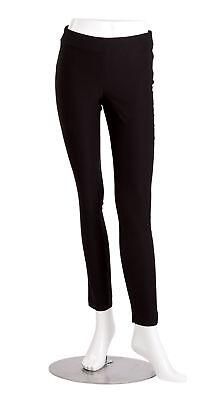Female Plastic Mannequin Leg Form 43 Base White Glossy Legs Pants Shorts Skirts