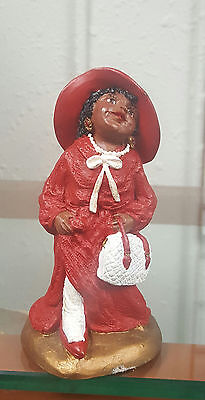 Used, Debi's Ordinary People Delta Lady African American/Black Americana Figurine for sale  Shipping to Nigeria