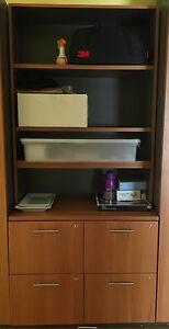 2 X Office furniture cabinets Stirling Stirling Area Preview